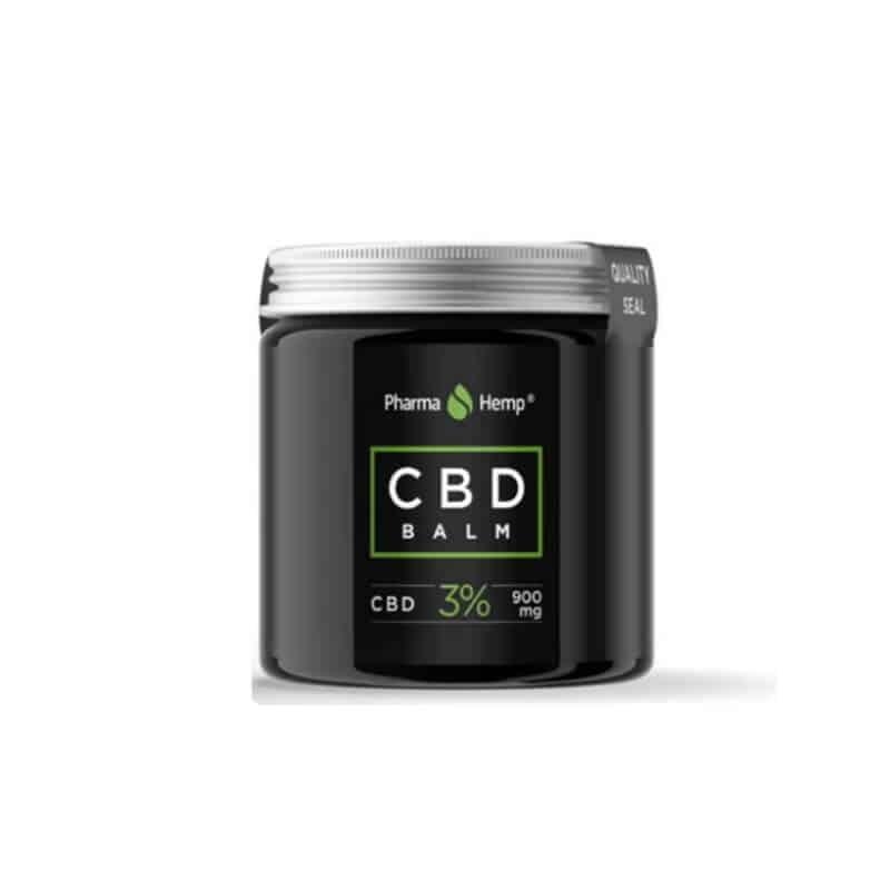Baume CBD PharmaHemp 3%