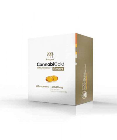 capsules cbd chanvre cannabigold