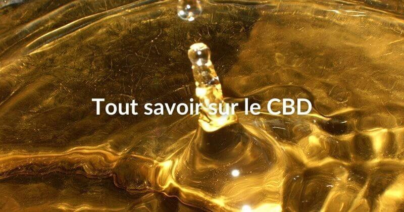 huile CBD