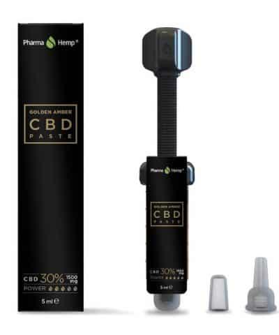 Pâte de CBD PharmaHemp boite