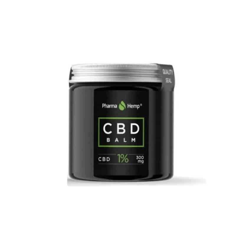 Baume CBD PharmaHemp 1%
