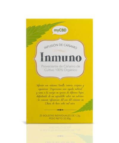Tisane CBD Inmuno infusion
