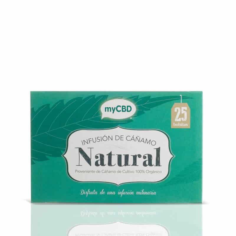Infusion CBD Natural Greenlabs MyCBD