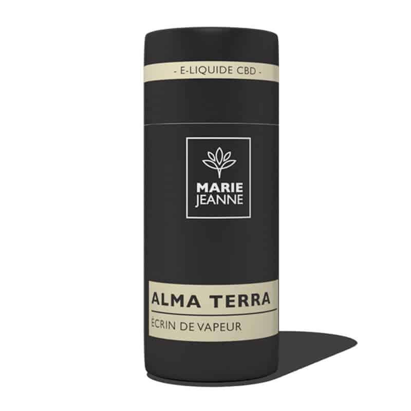 e-liquide CBD Alma Terra