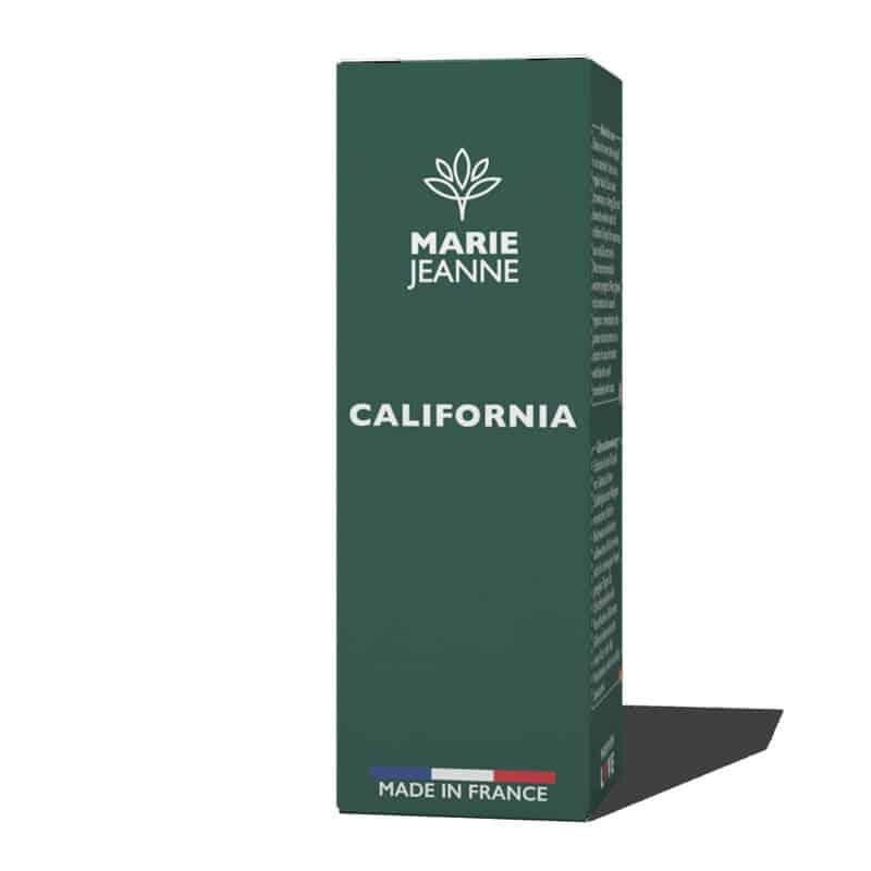 e-liquide CBD California MarieJeanne