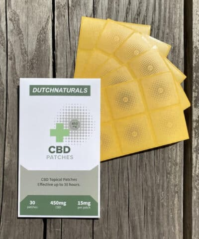 Patch CBD Dutch Natural Healing