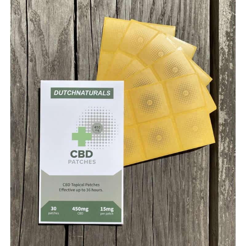 Patch CBD Dutch Natural Healing