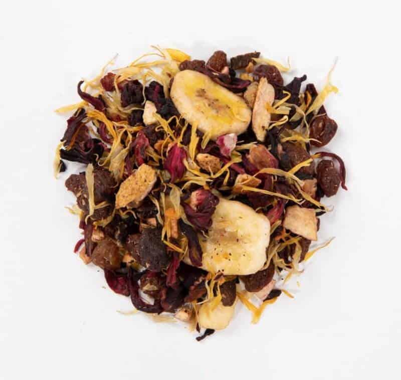 thé au CBD fruit bio