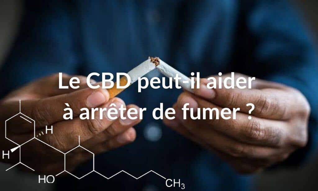 CBD et arret tabac