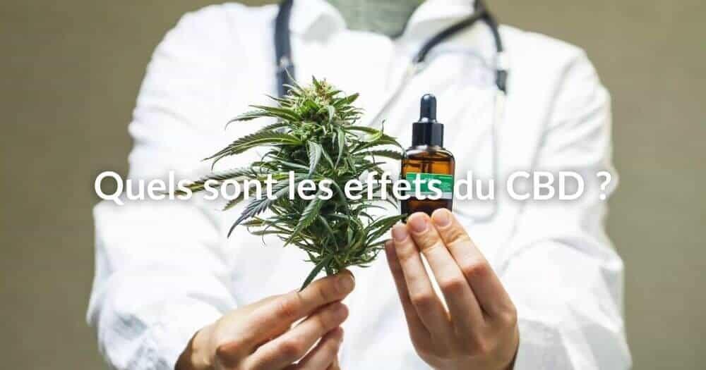 CBD effets medecine