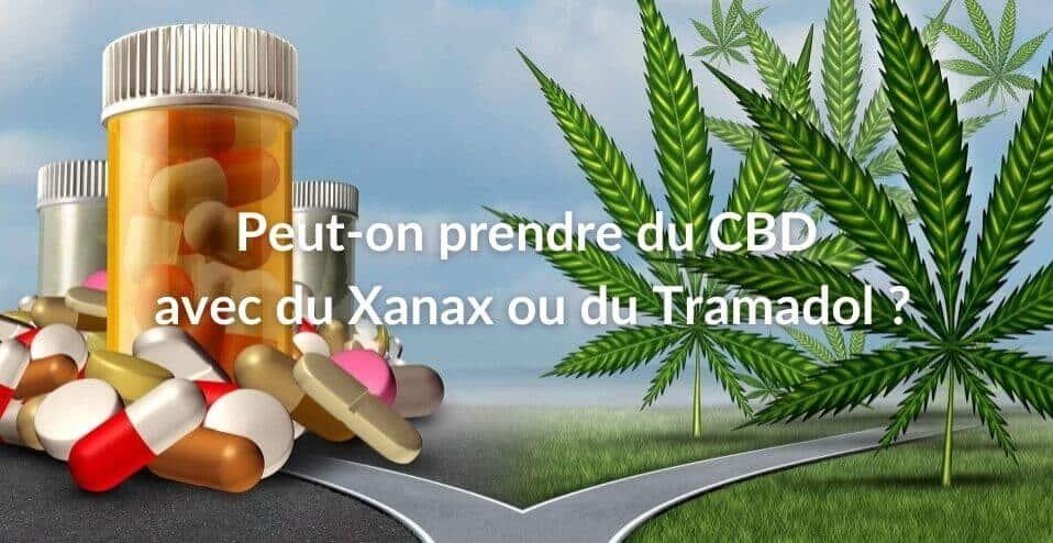 CBD Xanax Tramadol