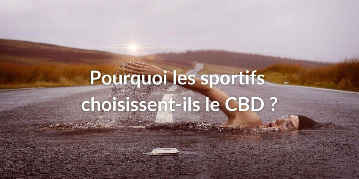 CBD et sport